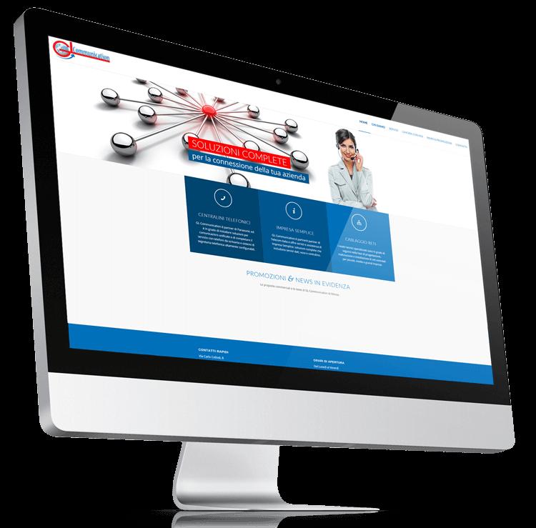 gl communication news sito web online